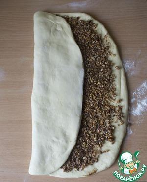 Ореховые булочки
