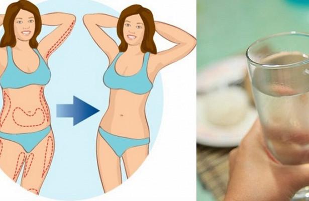 Минус 6 кг всего за 8 дней на водной диете. Ела всё, даже макароны на ночь