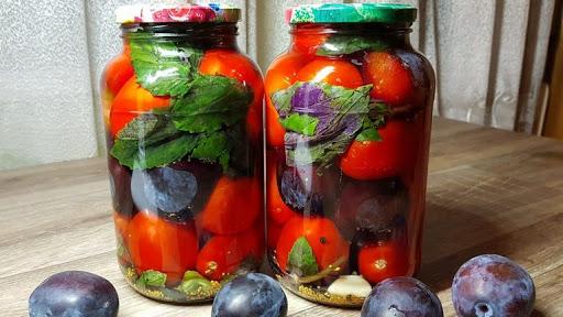 За зиму улетает 50 банок! Потрясающие помидоры в загадочном и вкусном маринаде.