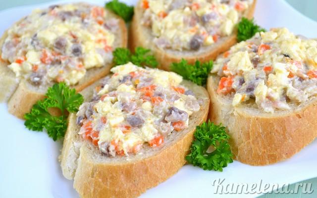 Любимая закуска из плавленого сыра за 5 минут. Просто, быстро, вкусно!