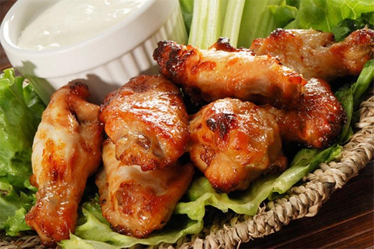 Готовим самые вкусные куриные крылышки. Лучший рецепт