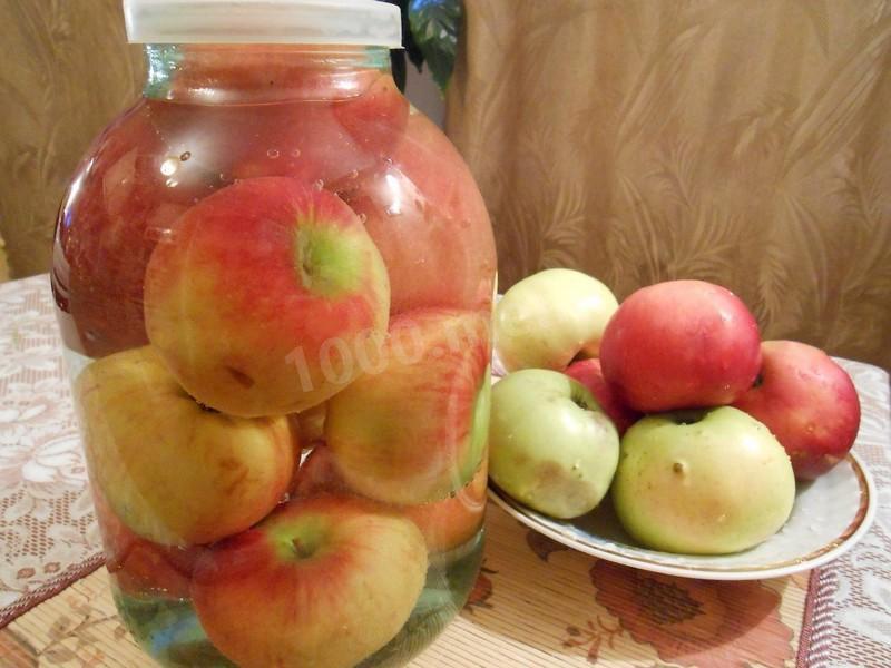 Вкусные и полезные моченые яблоки в банках на зиму. Как правильно их консервировать.