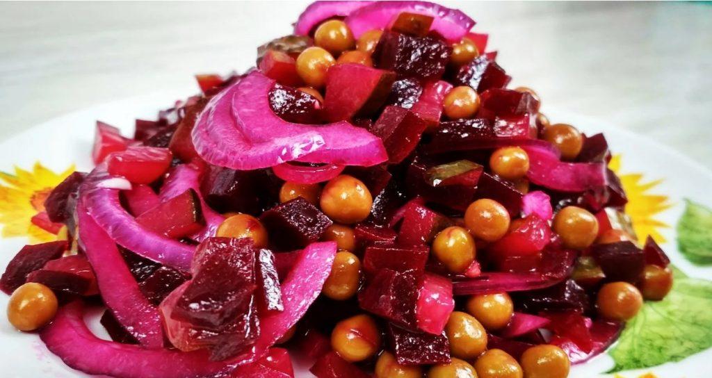 Улетный салат из свеклы, который вкуснее чем винегрет. Делюсь рецептом