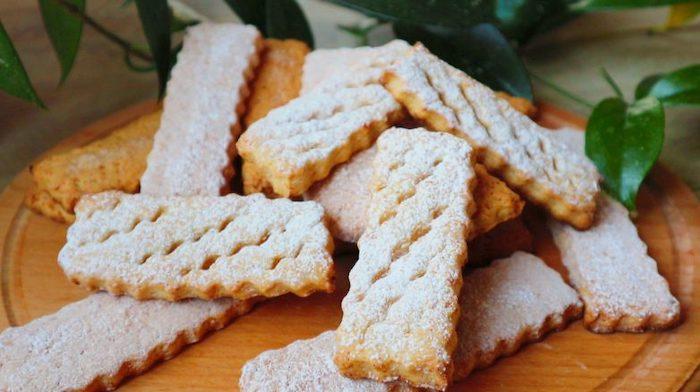 Чудо печенье из творога и меда!