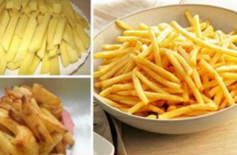 Картошка фри без капли жира, которую без опаски можно готовить детям хоть каждый день